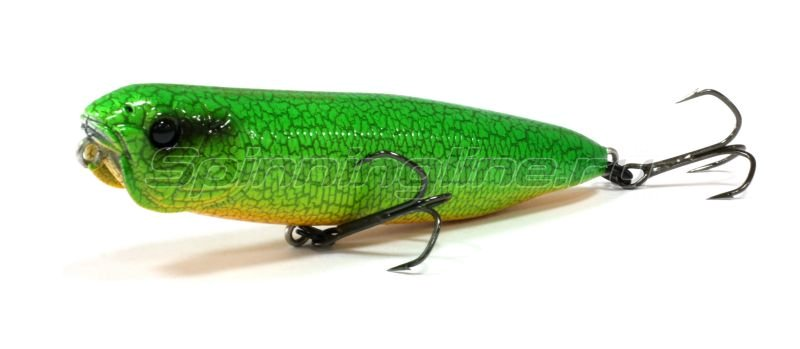 Megabass - Воблер Dog-X Quick Walker green rat snake - фотография 1