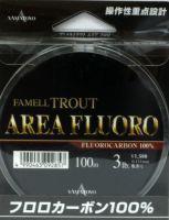 Флюорокарбон Yamatoyo Fammel Trout Area Fluoro