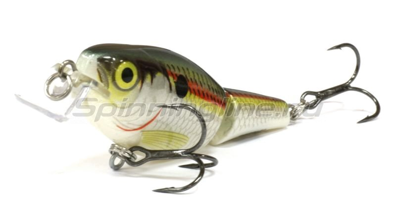 Rapala - Воблер Jointed Shallow Shad Rap 07 SD - фотография 1