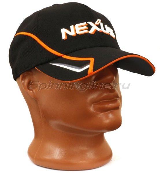 Кепка Shimano Nexus CA-169K оранжевый king -  1