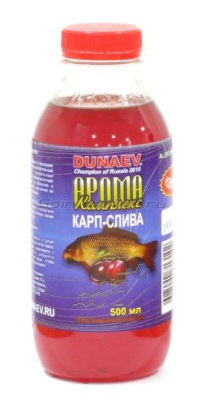 Dunaev - Амин-Арома Комплекс Карп Слива 500мл - фотография 1
