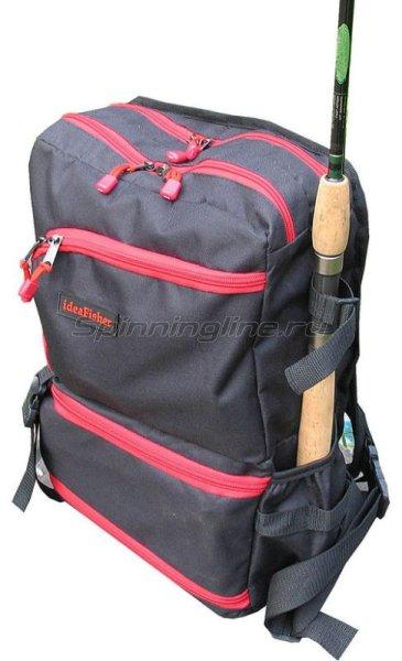 Рюкзак для ходовой рыбалки IdeaFisher №2 -  1