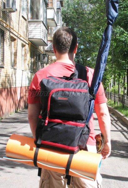 Рюкзак для ходовой рыбалки IdeaFisher №2 -  4
