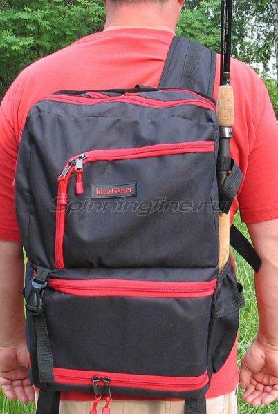 Рюкзак для ходовой рыбалки IdeaFisher №2 -  5