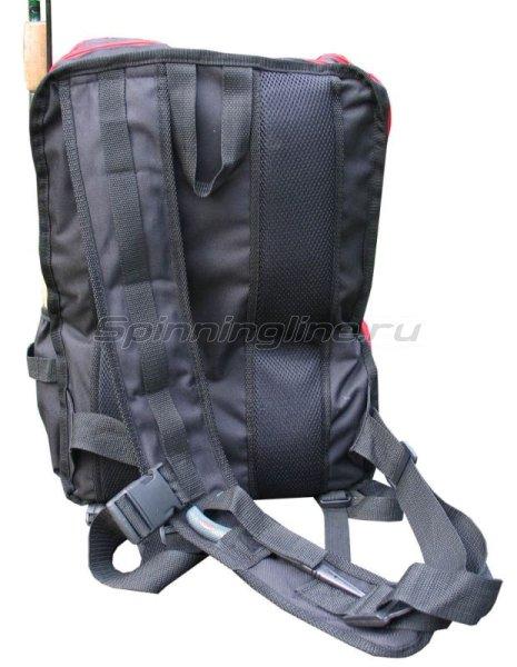 Рюкзак для ходовой рыбалки IdeaFisher №2 -  6