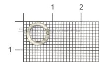 Кольцо заводное Decoy Split Ring 5