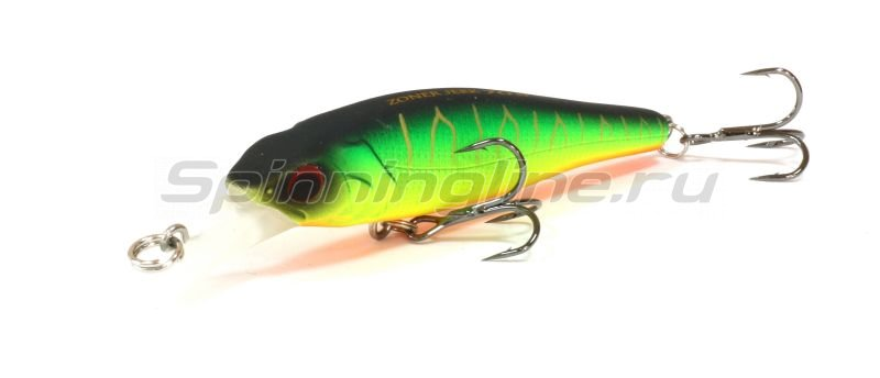 Major Craft - Воблер Zoner Jerk Bait 50SP 03 Mat Tiger - фотография 1