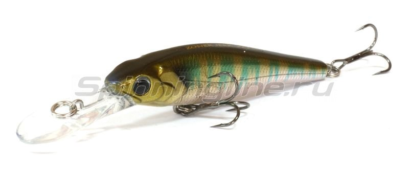 Major Craft - Воблер Zoner Jerk Bait 50SP 01 Oikawa - фотография 1