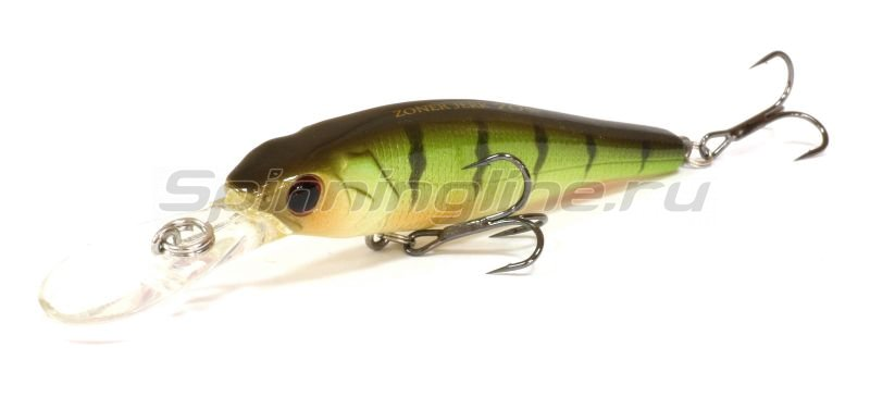 Major Craft - Воблер Zoner Jerk Bait 70SP 09 Perch - фотография 1