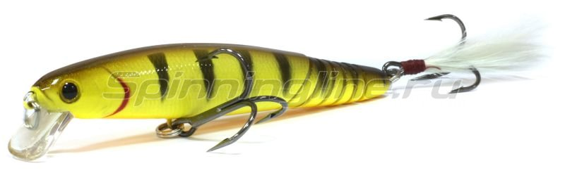 Lucky Craft - Воблер Flash Minnow Live 120MR Tiger Perch 806 - фотография 1