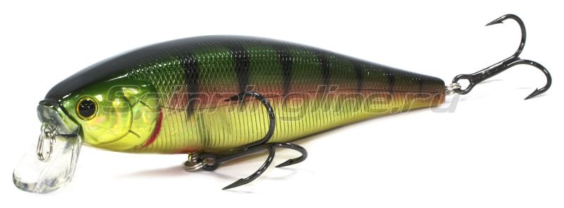 Воблер Pointer 128SR Aurora Gold Northern Perch 884 -  1