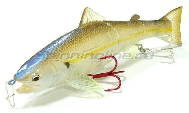 Lucky Craft - Воблер Real California PR130 Chartreuse Shad 250 - фотография 1