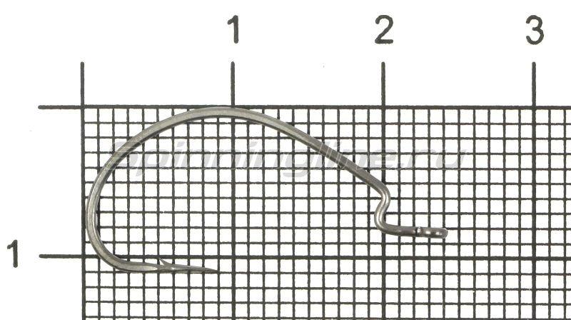 Hayabusa - Крючок WRM951 №6 black matte - фотография 1