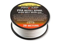 Мешок PVA Slow melt mesh d-37мм l-5м reloader