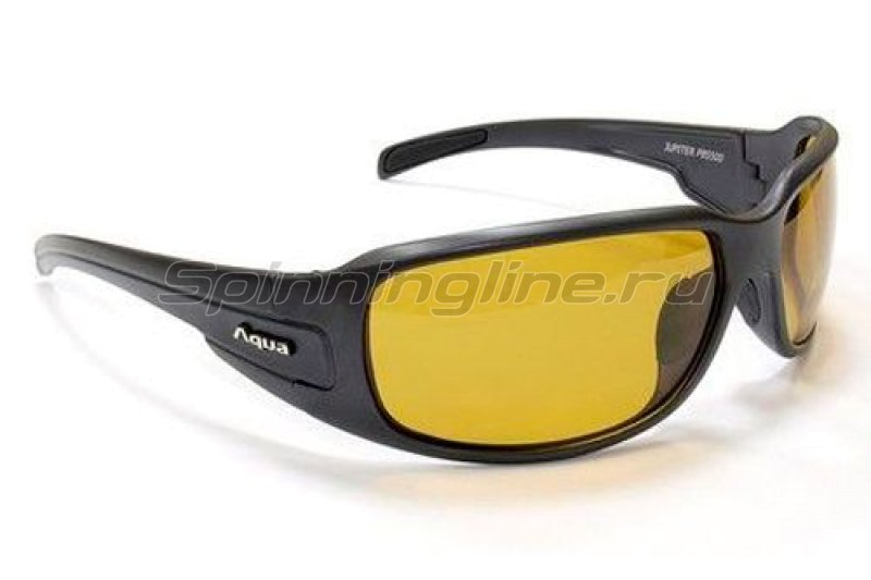 Очки Aqua Jupiter Dk.Grey Matt Polar Chromic Amber - фотография 1