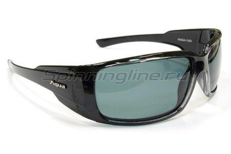 Очки Aqua Panga Pearl Black PL Grey -  1