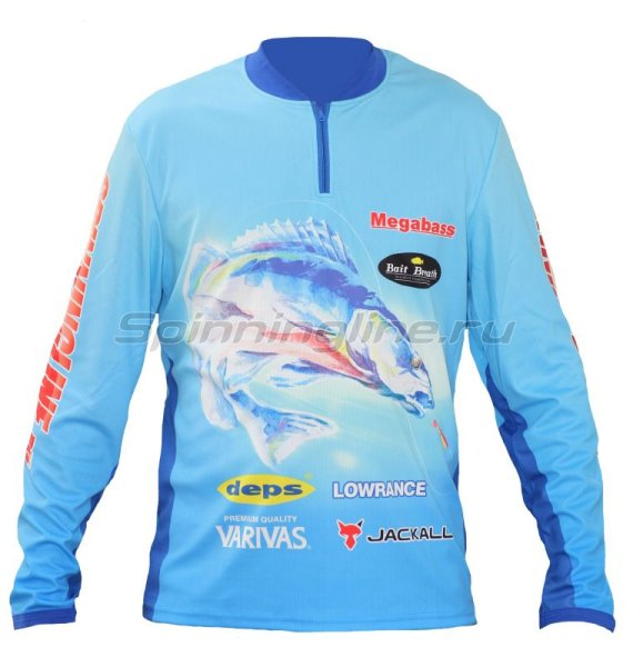 Футболка Spinningline Long Zip р.54 -  1