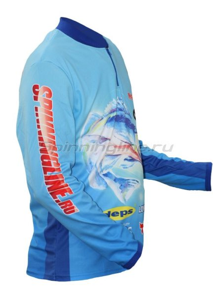 Футболка Spinningline Long Zip р.54 -  3