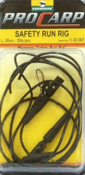Cormoran - Трубка-противозакручиватель Safety Run Rig 30 см - фотография 1