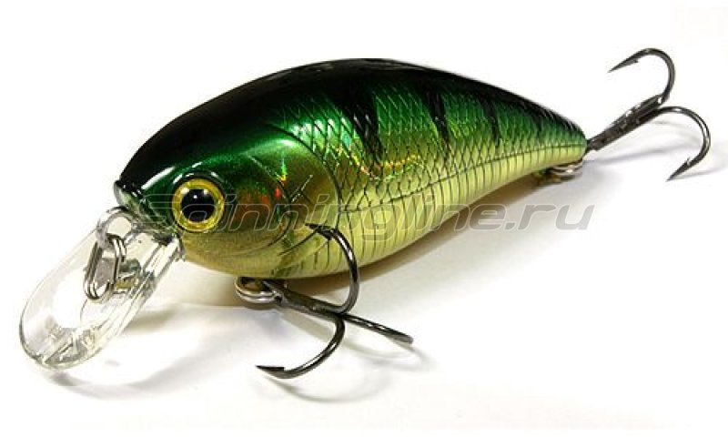 Lucky Craft - Воблер Moonsault CB-100 Aurora Green Perch 280 - фотография 1