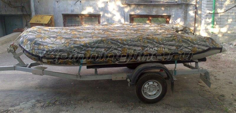 Markfish - Тент транспортировочный для Badger SL390 realtree camo - фотография 2