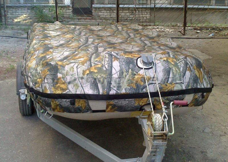 Markfish - Тент транспортировочный для Badger SL390 realtree camo - фотография 4