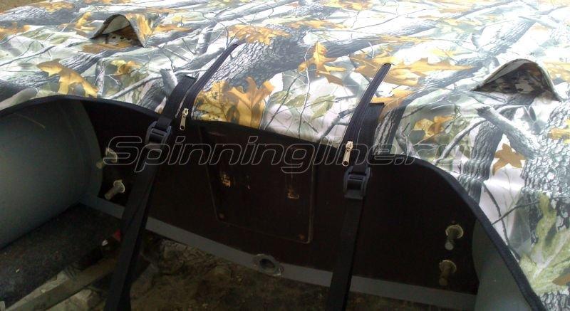 Markfish - Тент транспортировочный для Badger SL390 realtree camo - фотография 6