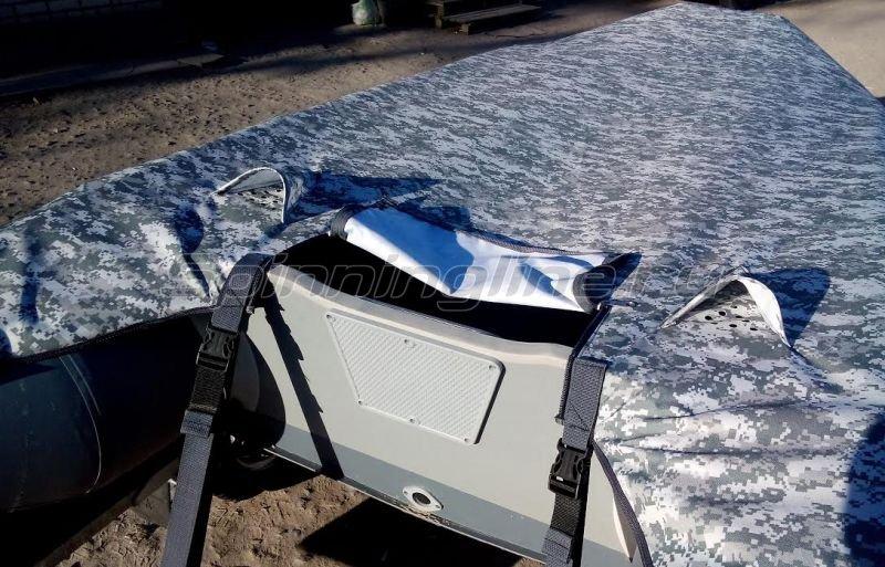 Markfish - Тент транспортировочный для Badger SL390 pixel camo - фотография 3