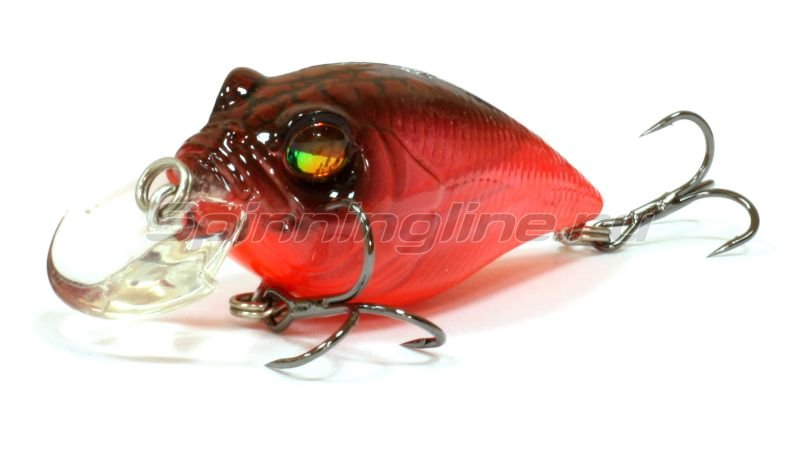 Megabass - Воблер Quiet SR-X Griffon fire red - фотография 1