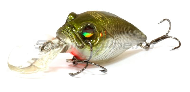 Megabass - Воблер Quiet MR-X Griffon st shad - фотография 1