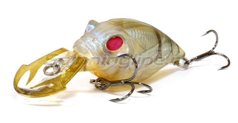 Megabass - Воблер Quiet MR-X Griffon red eye glass shrimp - фотография 1