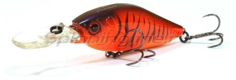 Megabass - ������ Diving Flap Slap viper tiger - ���������� 1
