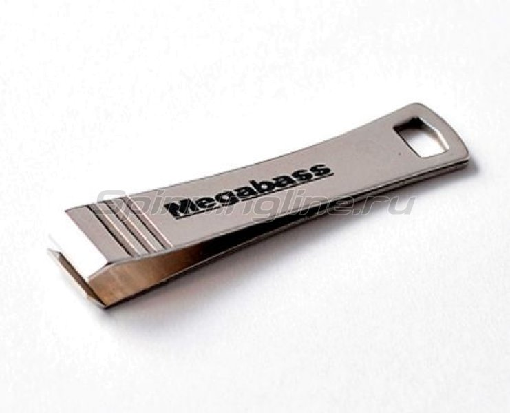 Megabass - Кусачки Line Cutter Silver - фотография 1