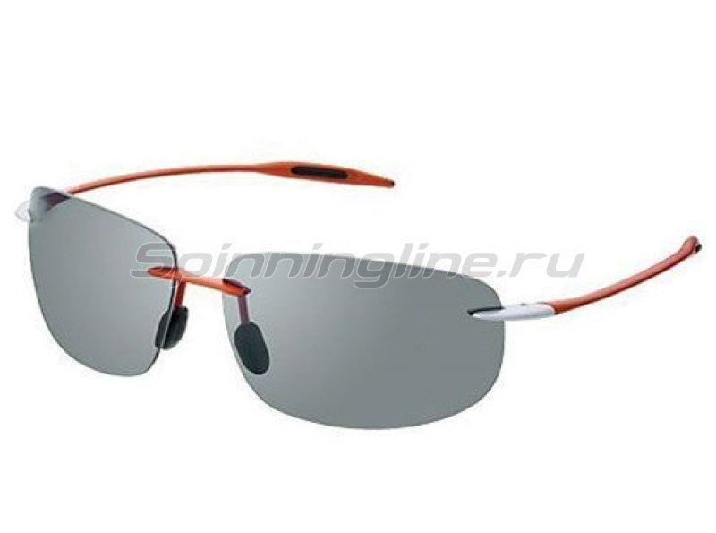 Очки Shimano HG-068K цв. оранжевый р-р. one -  1