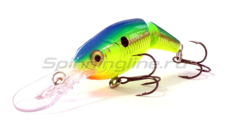 Rapala - Воблер Jointed Shad Rap 05 PRT - фотография 1