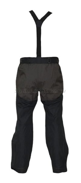 Костюм Shimano XEFO Dryshield RA-28SL цв. черный LL - фотография 3