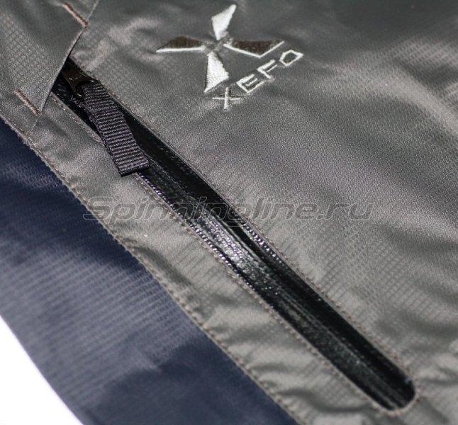Костюм Shimano XEFO Dryshield RA-28SL цв. черный LL - фотография 4