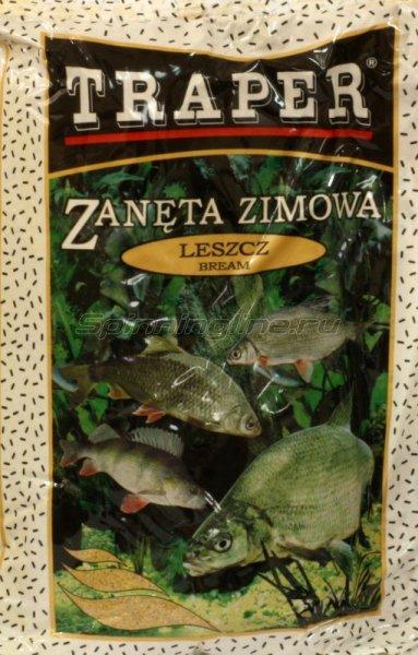Прикормка Traper Zimowe Лещ 0.75кг -  1