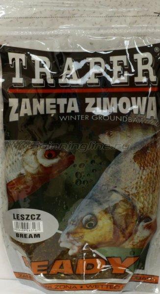 Прикормка Traper Ready Zimowe Лещ 0,75 кг -  1