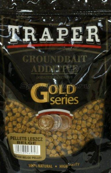 Прикормка Traper Gold Pellets leszcz Belge 0,4кг -  1