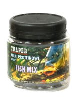 Бойлы Ultra Boilies Fish Mix 0,1кг