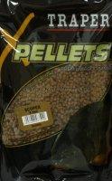 Прикормка Traper Pellets Универсальный сладкий-рыбный 8мм 1кг
