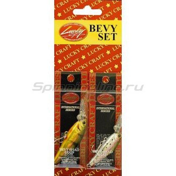 Воблер Bevy Set-Bevy Shad -TanGo-45SP/55SP -  1