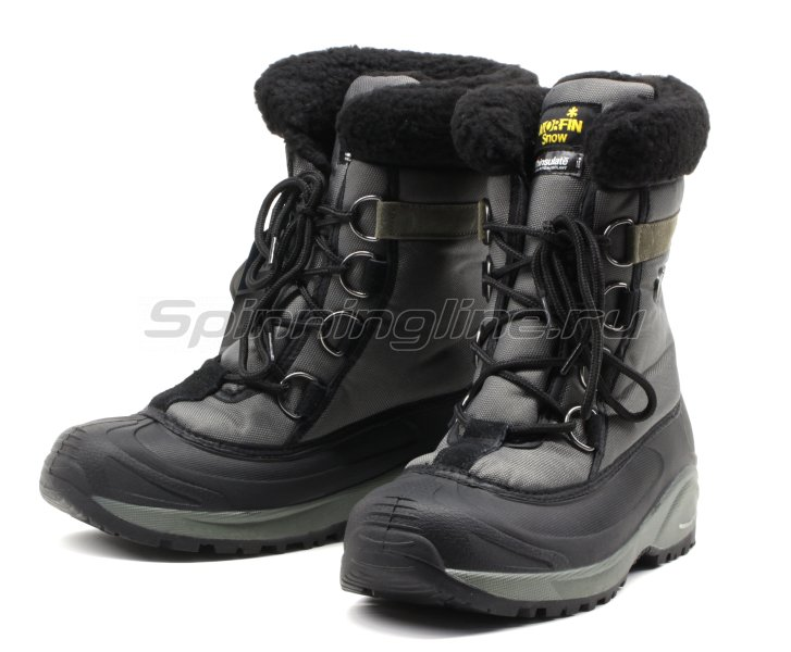 Ботинки Snow Gray 40 -  1