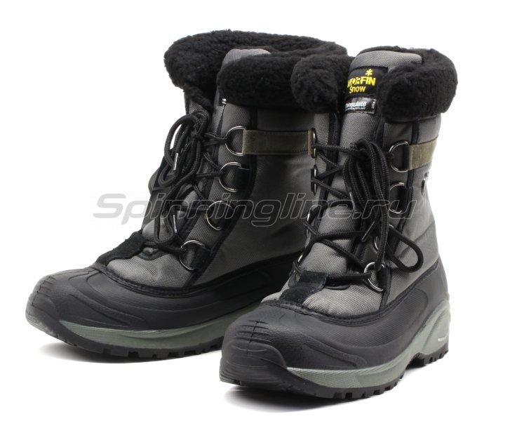 Ботинки Snow Gray 45 -  1