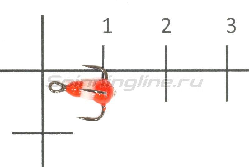 Тройник для приманок Salmo LJ Scandi с каплей 18/RFR -  1