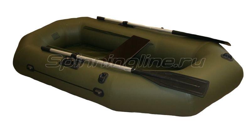SL Boats - Лодка ПВХ SL 1.5 зеленая - фотография 2