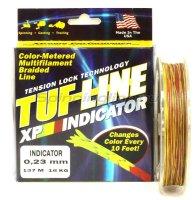 Шнур Tuf-Line Indicator XP 137м 0.23мм