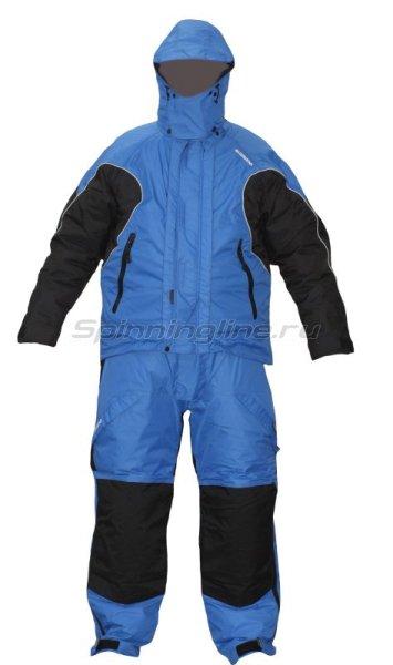 Костюм Shimano DryShield XT Winter S синий - фотография 2