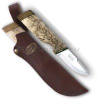 Нож Marttiini Explorer Curly Birch Big